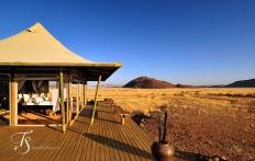 Wolwedans Boulders Camp, Namib Rand, Namibia. © TravelPlusStyle.com