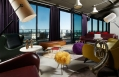 The Dachboden bar. The 25hours Hotel Vienna, Austria. © 25hours Hotels