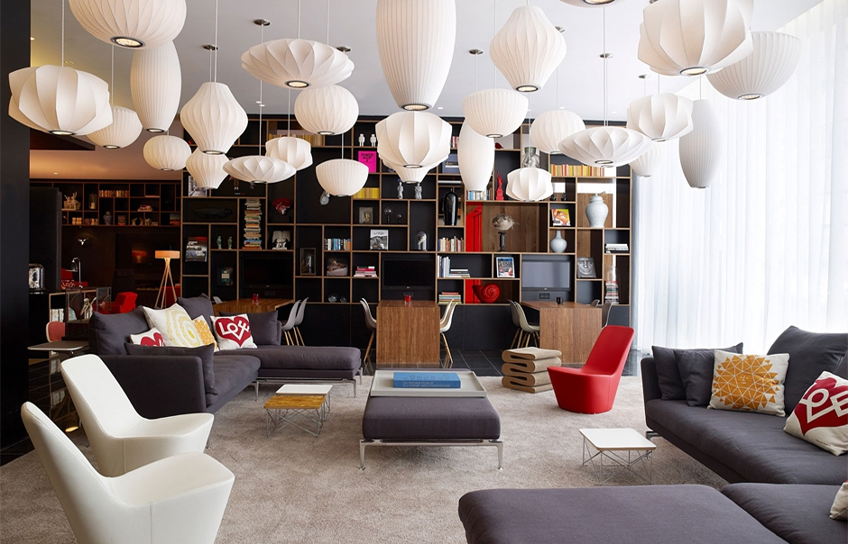 citizenM hotel London Bankside. © citizenM Hotels