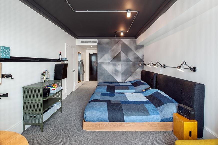 Ace Hotel London Shoreditch, London. TravelPlusStyle.com