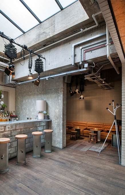 Ace Hotel Shoreditch: An American In London: Ace Hotel Shoreditch • Luxury