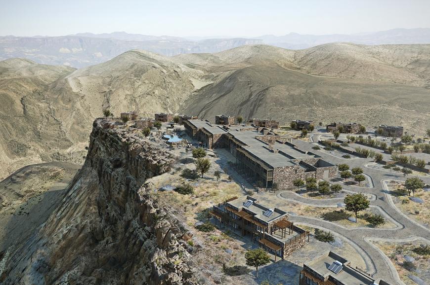 Alila Jabal Akhdar. TravelPlusStyle.com