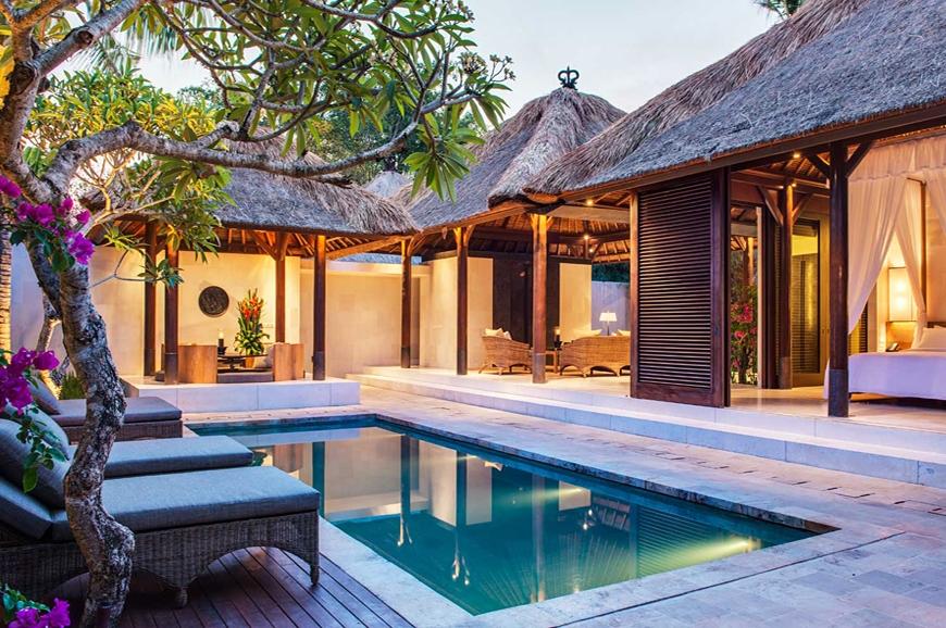 Chedi Club Jimbaran, Bali. TravelPlusStyle.com