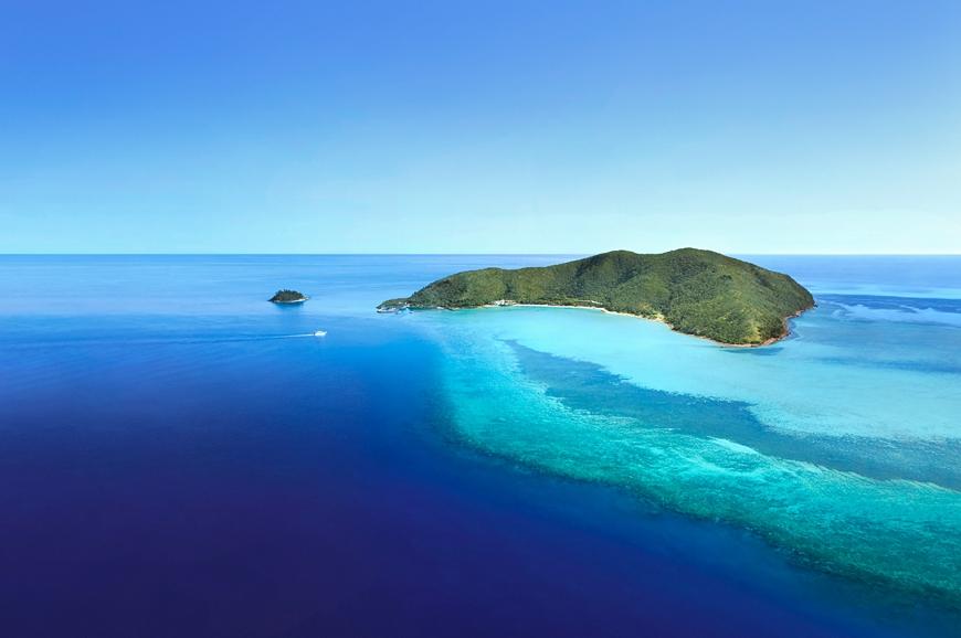 Hayman Island, Australia. TravelPlusStyle.com