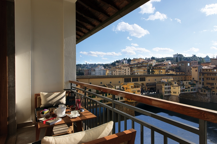 Portrait Firenze, Italy. TravelPlusStyle.com