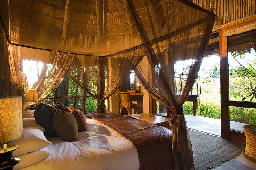 AndBeyond Sandibe Okavango Safari Lodge.TravelPlusStyle.com