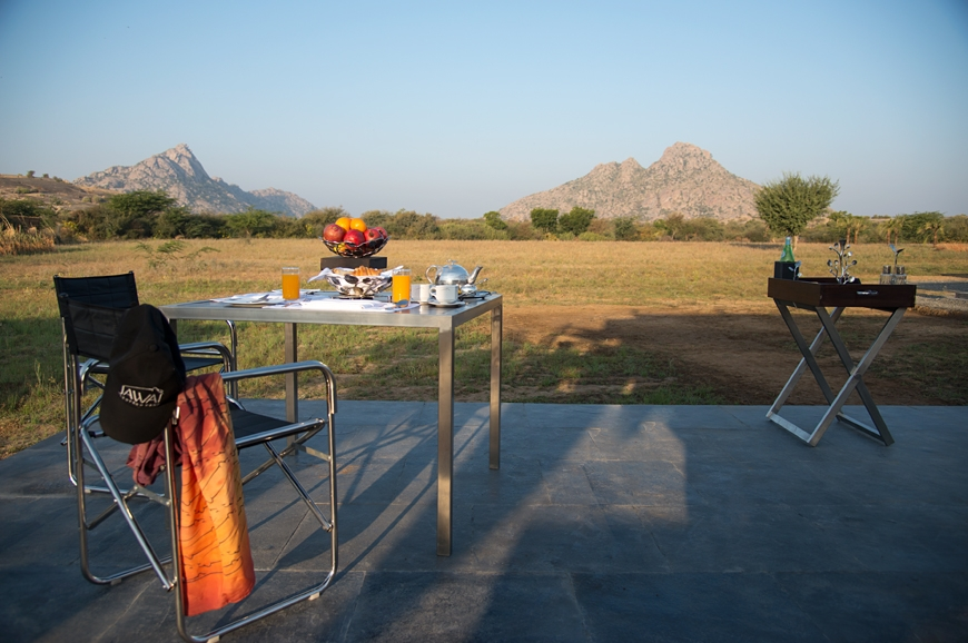 JAWAI Leopard Camp. India. TravelPlusStyle.com