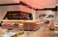 NENI Restaurant. 25hours Hotel Zurich West, Switzerland. © 25hours Hotels