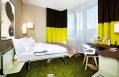 Silver Room. 25hours Hotel Zurich West, Switzerland. © 25hours Hotels