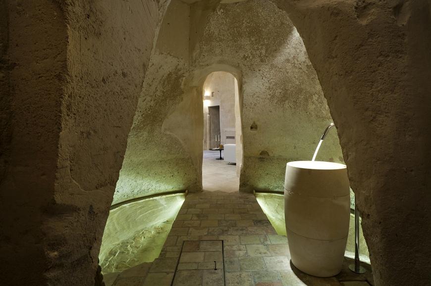 Corte San Pietro Hotel, Matera, Italy. TravelPlusStyle.com