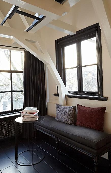 MAISON RIKA, Amsterdam. TravelPlusStyle.com