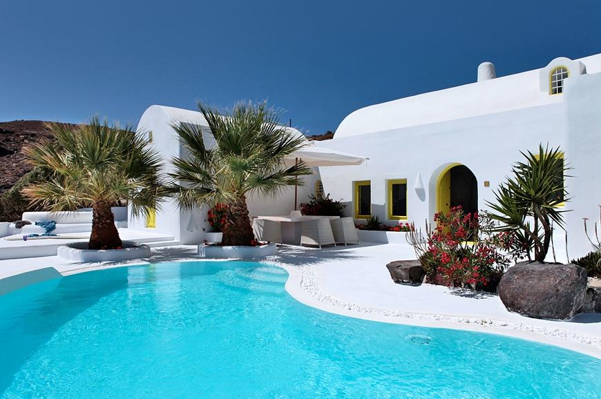 Craving Some Santorini Escapism World S Away At Architect