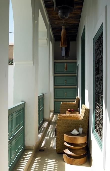 Ryad Dyor Marrakech, Morocco. TravelPlusStyle.com