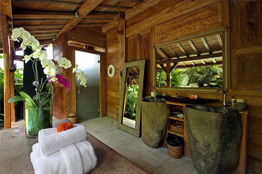 Bali Ethnic Villa in Umalas, Bali. TravelPlusStyle.com