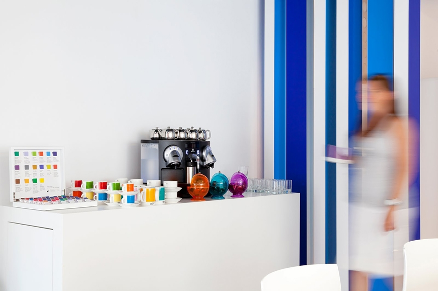Pantone Hotel - Brussels. TravelPlusStyle.com