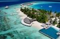 Aerial. Huvafen Fushi Maldives. © Per AQUUM