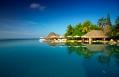 Infinity Pool. Huvafen Fushi Maldives. © Per AQUUM