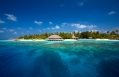 Around the Island. Huvafen Fushi Maldives. © Per AQUUM