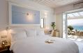 Deluxe Room. Mykonos Grace Hotel. © Grace Hotels Limited
