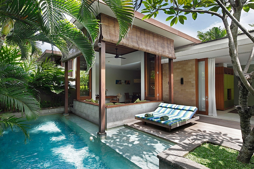 Earthly pleasures at the elysian in bali luxury hotels for Small boutique hotels bali