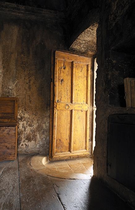 Sextantio Albergo Diffuso, Italy. TravelPlusStyle.com