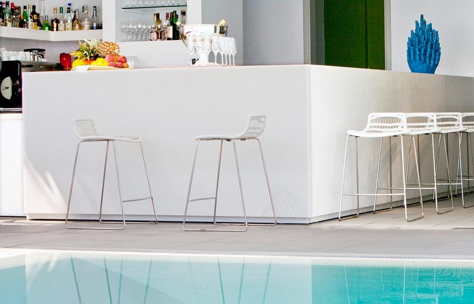 Bar. Mykonos Grace Hotel. © Grace Hotels Limited