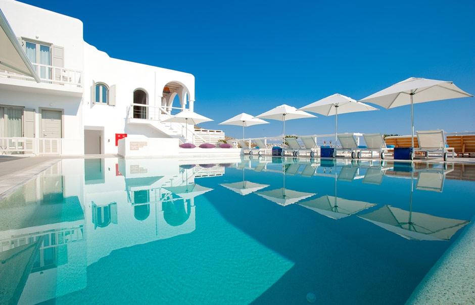 Mykonos Grace Hotel Hotels Limited