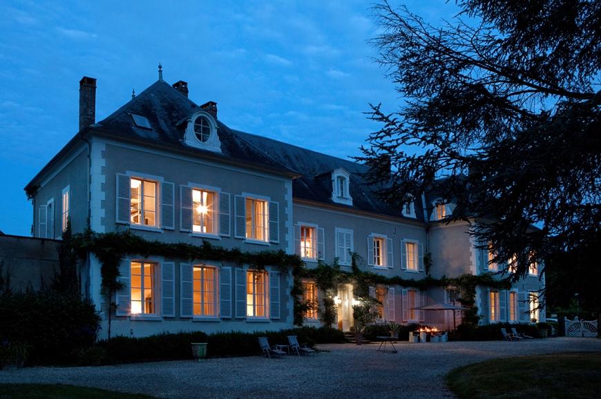 Chateau de la Resle, France. TravelPlusStyle.com