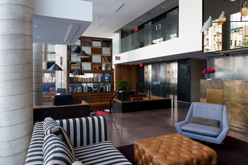The Nolitan Hotel, New York. TravelPlusStyle.com