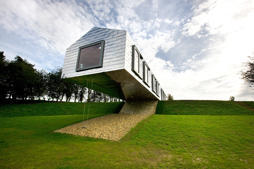 The Balancing Barn, Suffolk. TravelPlusStyle.com