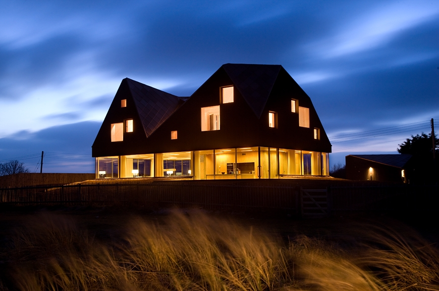 Living Architecture At The Dune House Suffolk 171 Luxury