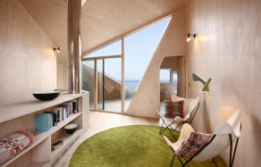 The Dune House, Suffolk, England. TravelPlusStyle.com