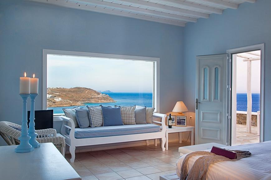 Pietra e Mare Mykonos. TravelPlusStyle.com
