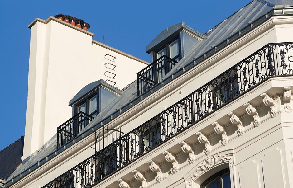 Hôtel de Nell, Paris, France. © Hôtel de Nell