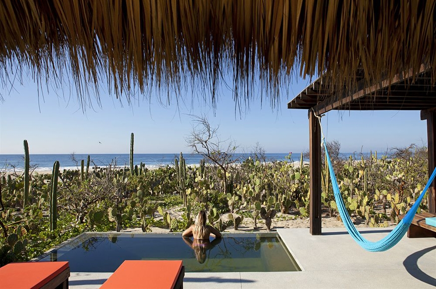 Hotel Escondido - Puerto Escondido. Mexico. TravelPlusStyle.com
