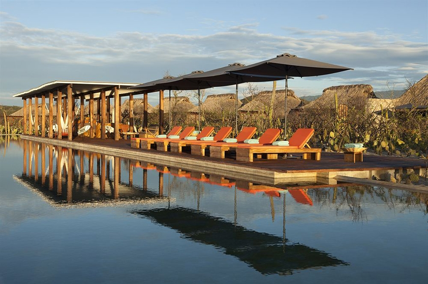 Hotel Escondido - Puerto Escondido. Mexico. TravelPlusStyle.com