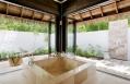 Garden Suite Bathroom. Maalifushi by COMO, Maldives. © COMO Hotels & Resorts