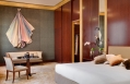 Imperial Suite bedroom. Park Hyatt Paris-Vendome, Paris, France. © Hyatt Corporation