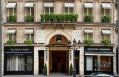 Outside. Park Hyatt Paris-Vendome, Paris, France. © Hyatt Corporation