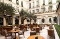 Terrasse. Park Hyatt Paris-Vendome, Paris, France. © Hyatt Corporation