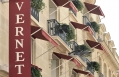 Hôtel Vernet Paris, France. © Hôtel Vernet