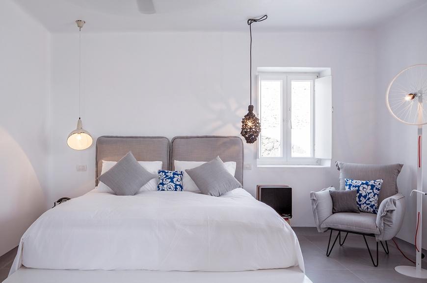 Boheme Hotel, Mykonos. TravelPlusStyle.com