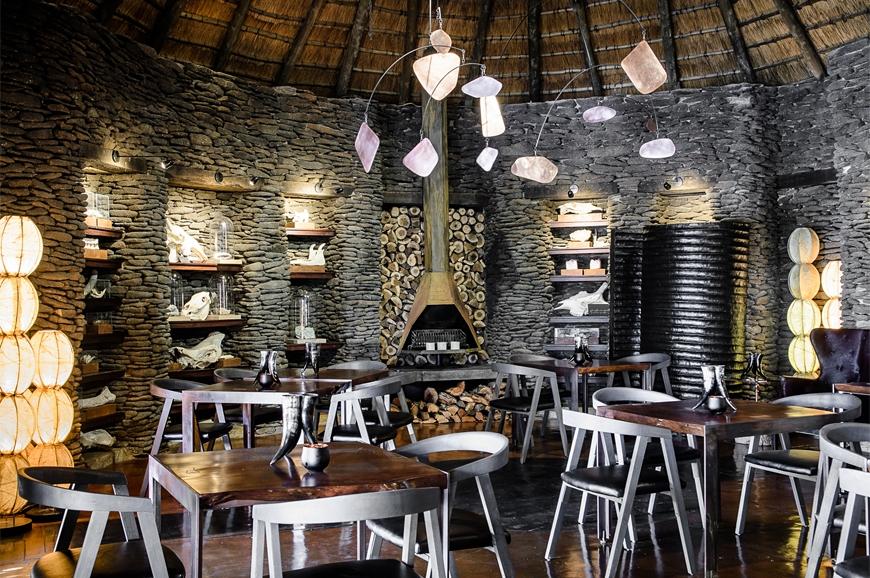 Singita Boulders Lodge, South Africa. TravelPlusStyle.com