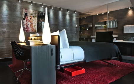 Hotel Sezz Paris, France. © Hotel Sezz