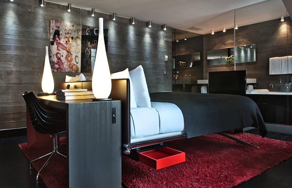 Hotel Sezz Paris, France. © Hotel Sezz
