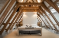 Loft Style Room © The Dylan Amsterdam