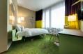 Silver Room. 25hours Hotel Zurich West, Switzerland. © Photo by Jonas Kuhn
