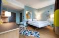 Platinroom. 25hours Hotel Zurich West, Switzerland. © Photo by Jonas Kuhn