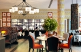 Ham Yard Restaurant and Bar. Ham Yard Hotel London. © Firmdale Hotels