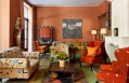 The Drawing Room. Ham Yard Hotel London. © Firmdale Hotels